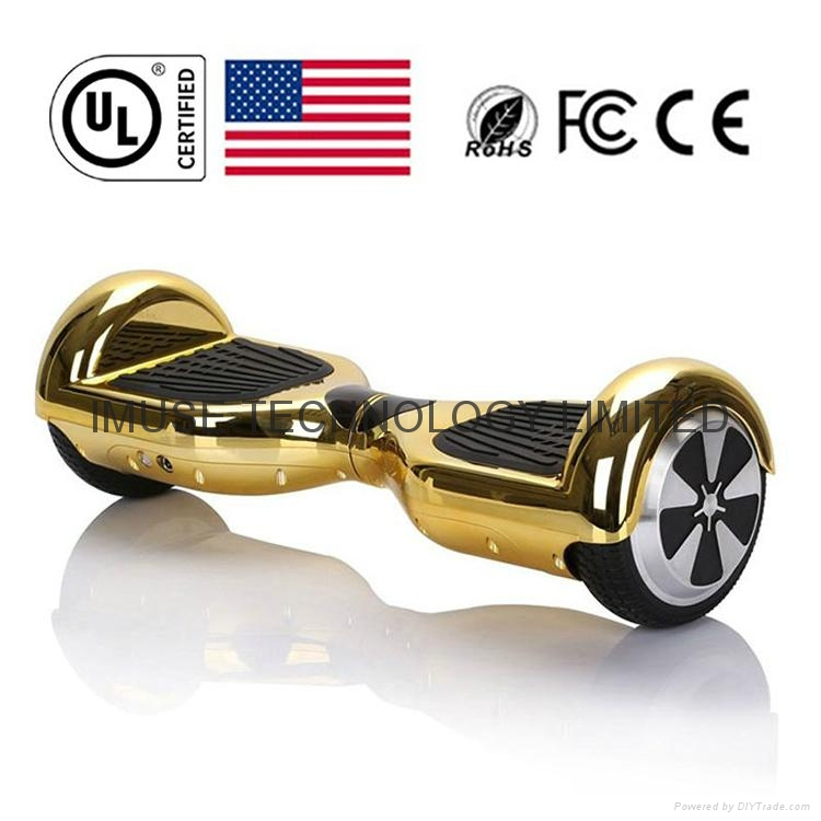 6.5寸扭扭車,UL2272智能平衡滑板車 1