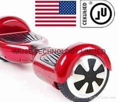 UL2272认证三星原装电池的平衡车