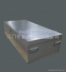 不鏽鋼機箱機櫃設計加工