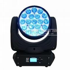 19顆歐司朗 LED 染色變焦搖頭