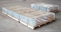 China manufacture of aluminum sheet
