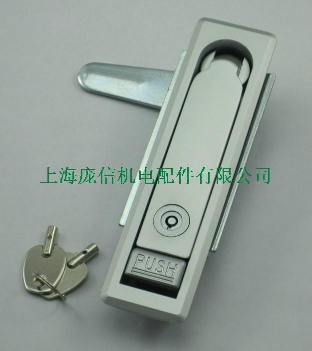 MS712-Z彈子鎖芯平面鎖 機櫃鎖 1