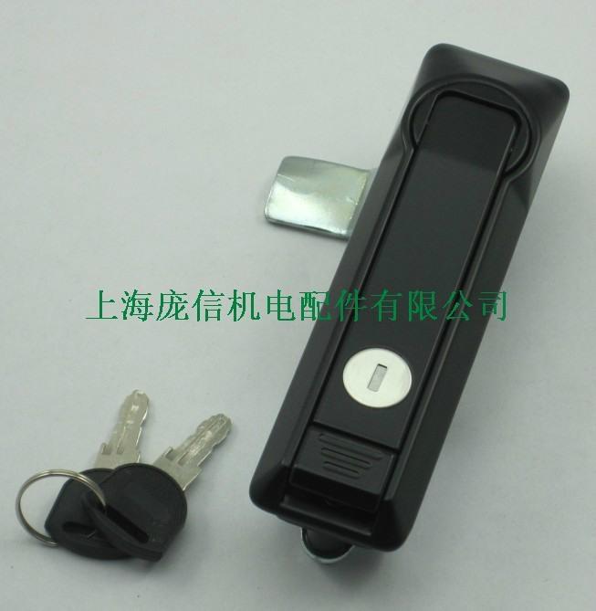 上海TRUST品牌電信櫃鎖  1