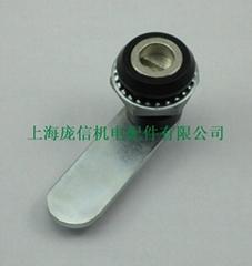 锌合金材质的小型邮政信箱圆柱锁