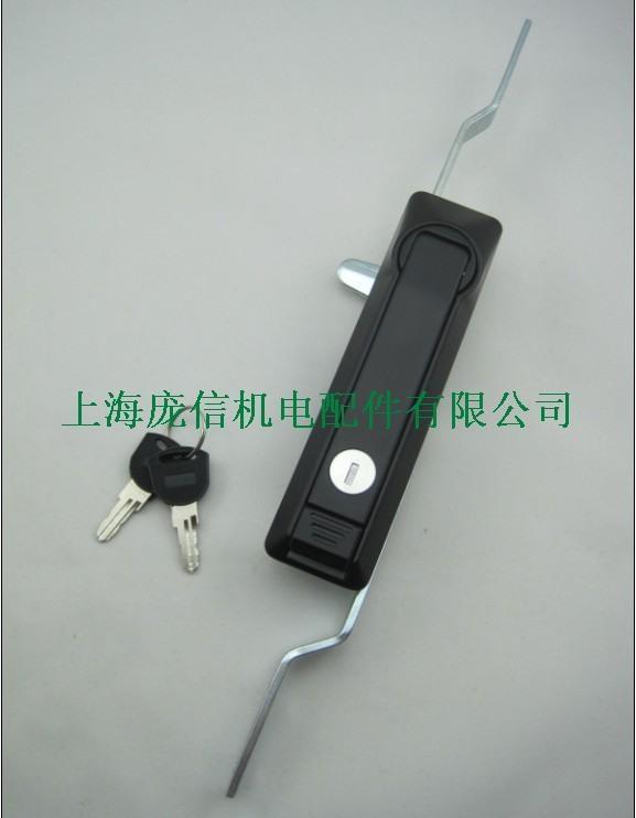 国内常用款式的机械设备连杆锁 1