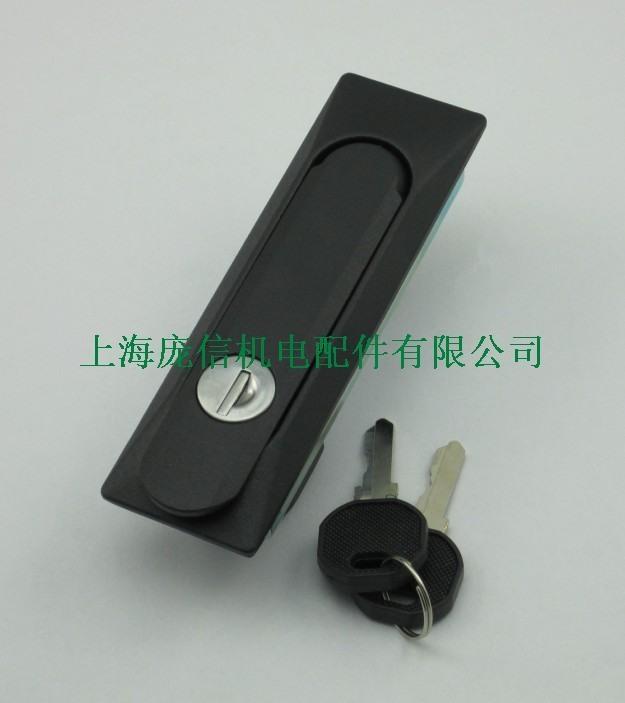鋅合金材質的紡織設備鎖 1