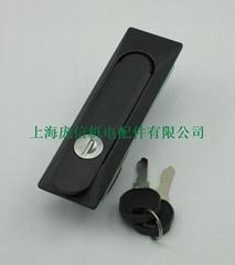鋅合金材質的紡織設備鎖