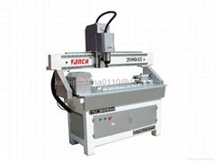 CNC Engraving Machine for Cylinder Art Craft