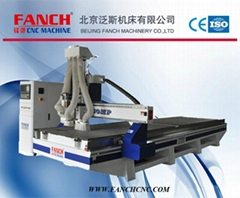 CNC Vertical Woodworking Drilling Machining Centres