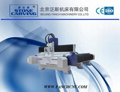 New design! CNC engraving router machine for stone handicraft