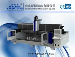New design! stone CNC router machining center for granite