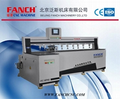 China Air Cooling 3.5KW Tool Changing Spindle Automatic CNC Horizontal Drilling
