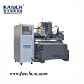 High speed CNC ball screw machining center with Taiwan SYNTEC controller