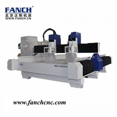 Cnc cutter machine router multi spindles