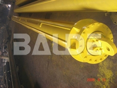 Kelly Bars for Rotary Drilling Rigs