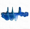 CFG Single Head Rock Drilling Auger for Foundation Drilling 1