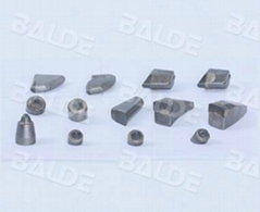Tungsten Carbide Bits,weld-on bars,weld teeth(BR1 BR2 BR3 BR4 RT2)