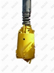 Rock Drilling Bucket with Flat Teeth for Foundation Drilling