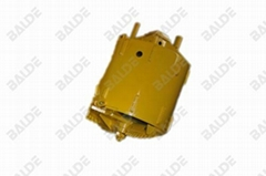 Rock Drilling Bucket with Bullet Teeth for Foundation piling tools