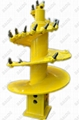 Bauer rock auger piling tools for