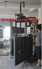 蘇州廢布壓縮打包機