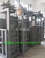 蘇州廢布壓縮打包機 2