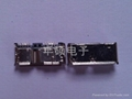 MICRO USB3.0 10PIN 母座接口  1