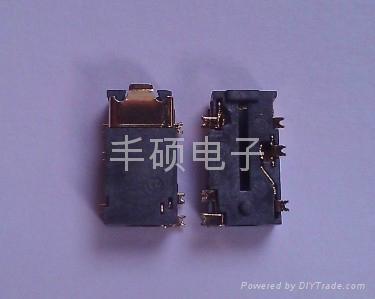 260PIN  DDR4插座电脑内存条插槽LOTES代理商 3