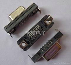 沉板式笔记本电脑VGA接口 D-SUB接口