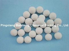 Inert Alumina Ceramic Ball 23~30%.Al2O3