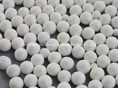 Porous Ceramic Ball as Filtering Ball