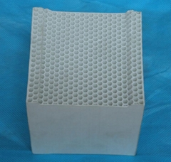 RTO Ceramic Honeycomb for Heat Exchange