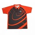 polo shirts for men or women 100% polyester sub dye