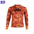 New Style UPF 50+ Long Sleeve Fishing Shirt