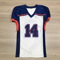custom sublimation American football