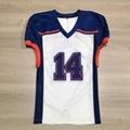 custom sublimation American football ejrsey flag football uniforms team wear