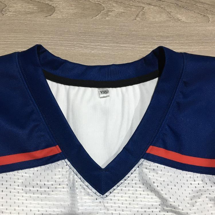 custom sublimation American football ejrsey flag football uniforms team wear 3