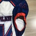 custom sublimation American football ejrsey flag football uniforms team wear 4