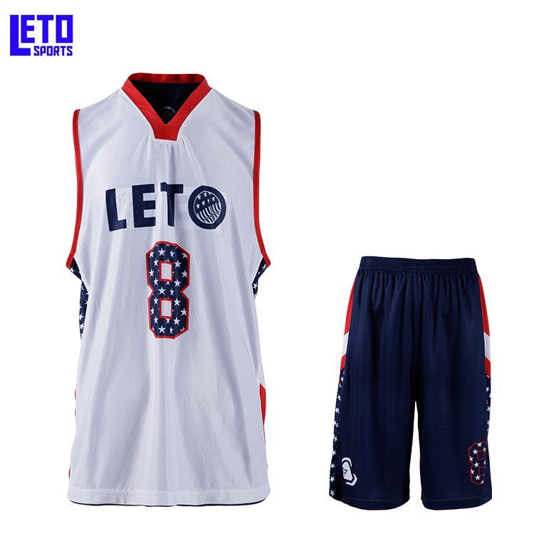 basketball uniforms hot design basketball gear team wear kits 1
