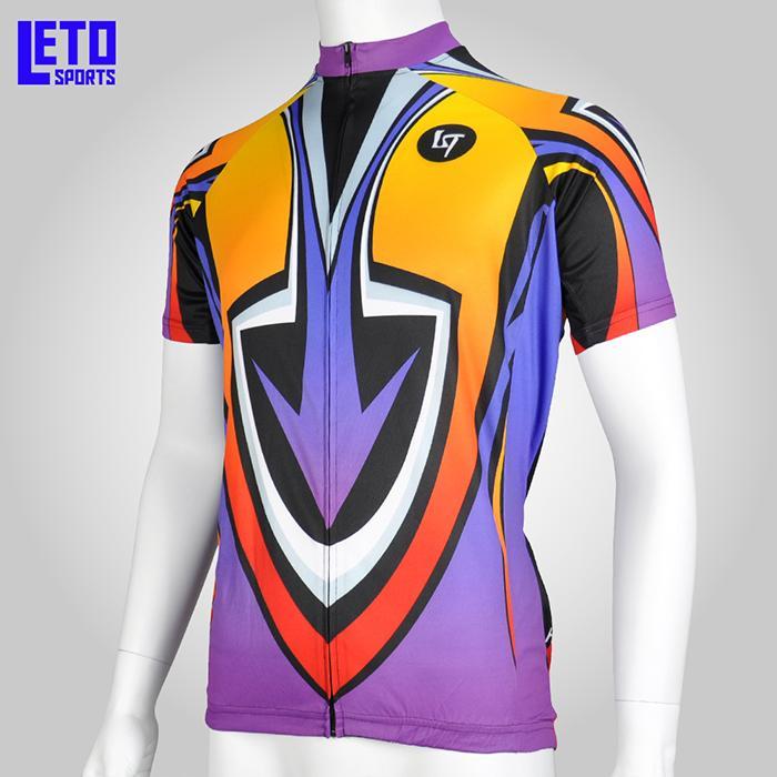 custom sublimation cycling wear men's cycling jerseys 1