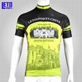 custom sublimation cycling wear men's cycling jerseys 4