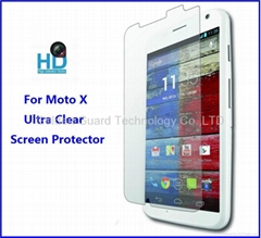 Moto X Clear Screen Prot