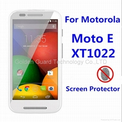 Moto E Matte Screen Prot