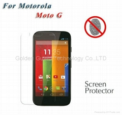 Moto G Matte Screen Prot