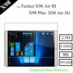 Teclast/臺電 X98 Plus 鋼化膜 X98平板電腦 9.7英吋鋼化玻璃膜