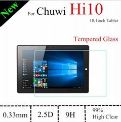 CHUWI馳為Hi10平板鋼化玻璃膜CHUWI馳為Hi 10高清鋼化防爆膜