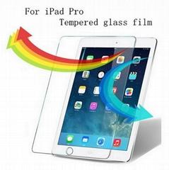 ipad pro12.9寸平板電腦鋼化玻璃膜可混批