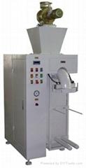 JKF-200L型閥口型真空粉顆粒體定量多功能包裝機