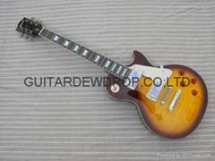 gibson les paul standard vintage honey sunburst electric guitar