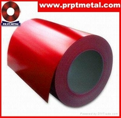 Pre-painted Galvalume Steel Coil ppgl